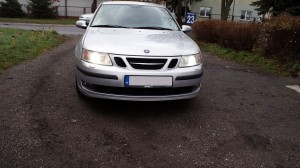 SAAB 9-3 SS 2.0T B207L 175KM VECTOR MY03 MANUAL