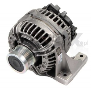 ALTERNATOR  BOSCH 140A PO REGENERACJI DO SAAB 9-3 SS B207 03-04R.